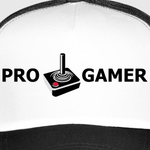 Oldschool Pro Gamer - Videospiele gaming esport - Trucker Cap