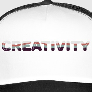 Creativity - Trucker Cap