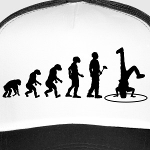 Evolution theory Breakdance - Trucker Cap