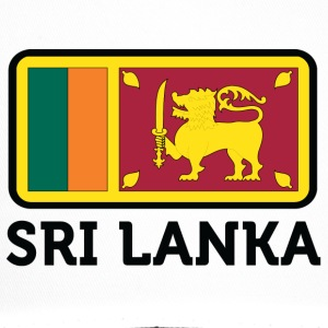 Drapeau national du Sri Lanka - Trucker Cap