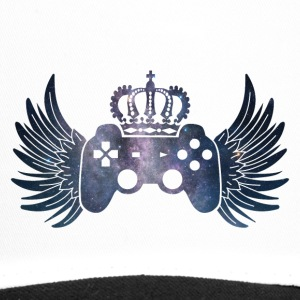 Controller Symbol Controller with wings and crown - Trucker Cap
