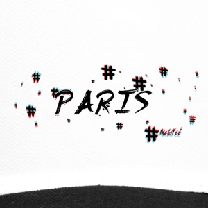 Paris # 3d - Trucker Cap