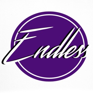 Endless Purple Circle - Trucker Cap