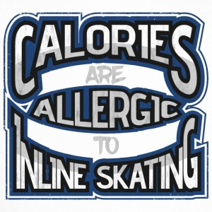 Calories are allergic to inline cats - Trucker Cap