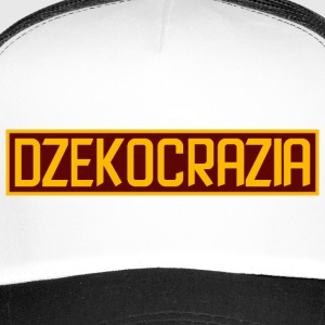Dzekocracy Staff - Trucker Cap