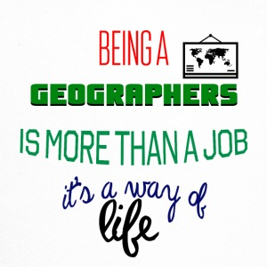 Being a geographer is more than a job - Trucker Cap