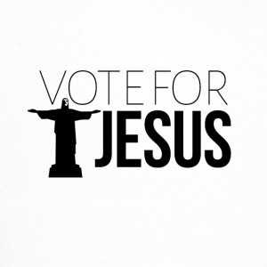 Vote for JESUS - Trucker Cap