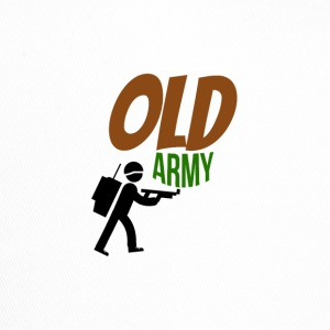 Old army guy - Trucker Cap