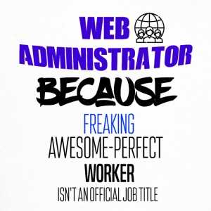 administrateur Web - Trucker Cap
