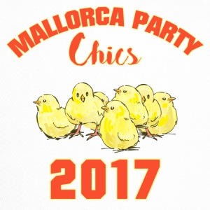 MALLORCA PARTY CHICS 2017 DAMEN SHIRT - Trucker Cap