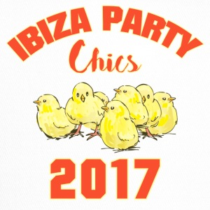 IBIZA PARTY CHICS WOMEN'S WOMEN'S SHIRT - Trucker Cap