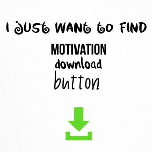 Motivation download button - Trucker Cap