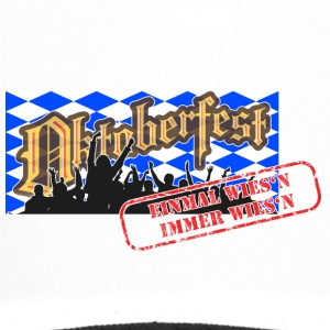 Octoberfest Once Wies'n always Wies'n - Trucker Cap