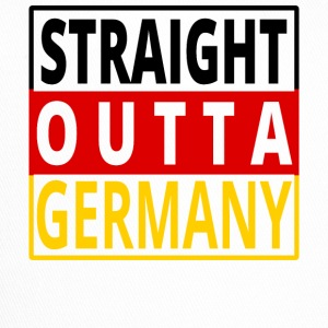 Straight outta Germany Germany - Trucker Cap