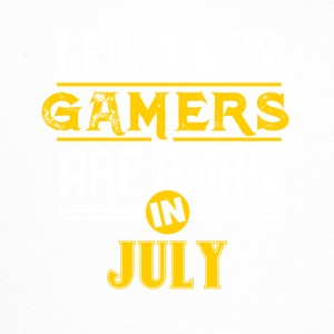Legendary Gamers are born in July - Trucker Cap