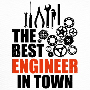 Best Engineer In Town - Trucker Cap