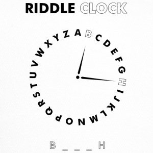 Riddle Clock Cagna - Trucker Cap