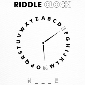 infermiera Riddle Clock - Trucker Cap