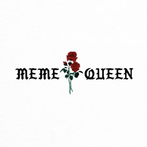 Meme queen rose - Trucker Cap