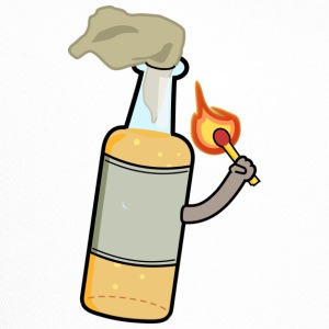 molotov cocktail - Trucker Cap