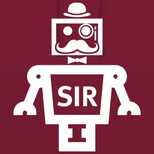 SIR Smart Element Robotics - Unisex-hettegenser