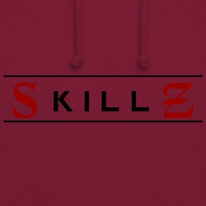 S-KILL-Z [S GANG] - Sweat-shirt à capuche unisexe