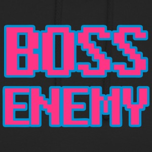 Boss Enemy - 8bit final boss - Unisex Hoodie