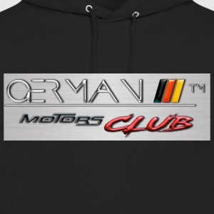 GERMAN MOTORS CLUB OFFICIAL LOGO - Unisex Hoodie