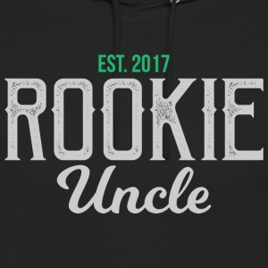 New Uncle Rookie Uncle - Uncle - Unisex Hoodie