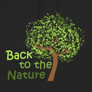 Back to the NATURE - Unisex Hoodie