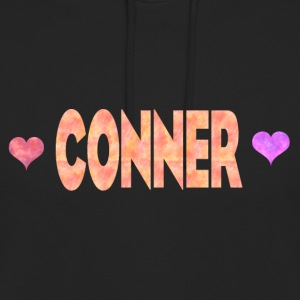 Conner - Sweat-shirt à capuche unisexe