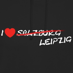 Leipzig is the new Salzburg / football / gift - Unisex Hoodie