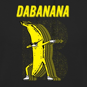 Dabanana - Sweat-shirt à capuche unisexe