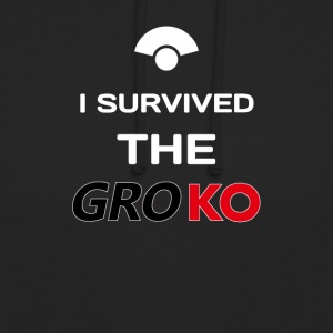 I survived the GroKo - Unisex Hoodie