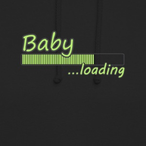 Baby store birth gift pregnant offspring sex - Unisex Hoodie