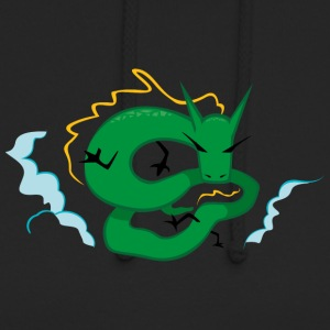 dragon - Sweat-shirt à capuche unisexe