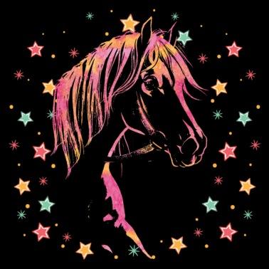 Gran camisa del caballo asterisco Niñas - Sudadera con capucha unisex. Gran  camisa del caballo asterisco Niñas. Heartbeat ECG Equitation Equitación  Ecuestre ... 7be4f9879dc