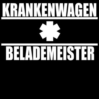 Krankenwagenbelademeister