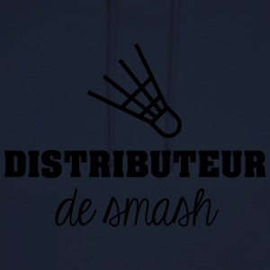 Distributeur de smash - Sweat-shirt à capuche unisexe
