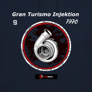 Gran Turismo Injection Turbo - Sweat-shirt à capuche unisexe