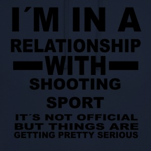 relationship with SHOOTING SPORT - Unisex Hoodie