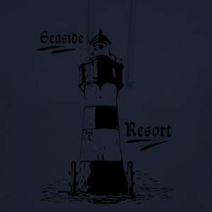 Seaside resort lighthouse coasts collection - Unisex Hoodie