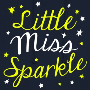 Little Miss SPARKLE - Hættetrøje unisex