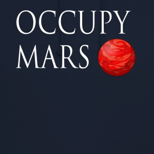 Occupy Mars Space - Luvtröja unisex