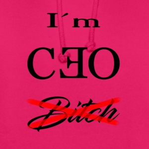 the ceo bitch - Unisex Hoodie