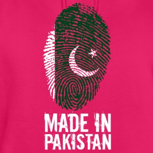 Made in Pakistan پاکستان - Sweat-shirt à capuche unisexe