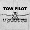 towpilot piper pa25 Tops - Hoodie unisex