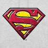 Superman Logo Tee shirt Ado - Sweat-shirt à capuche unisexe