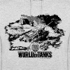 World of Tanks Battlefield Beer Mug - Felpa con cappuccio unisex
