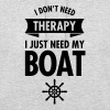 I Don't Need Therapy - I Just Need My Boat - Unisex Hoodie